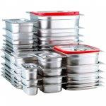 Gastronorm-Behälter/Deckel & Zubehör