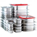 Gastronorm - Behälter/Deckel & Zubehör