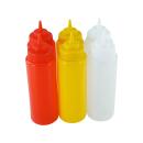 6er Set Quetschflasche R/G/T 0,95 Liter