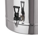 Doppelwandiger Thermogetränkebehälter 35 Liter...