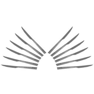 Solex Alexa Besteckset 12 Stück Steakmesser