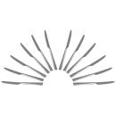 Solex Alexa Besteckset 12 Stück Menümesser