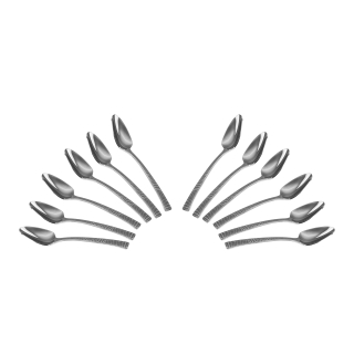 Solex Alexa Besteckset 12 Stück Moccalöffel