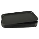 GN-Tablett 1/1 GN 10 Stück schwarz