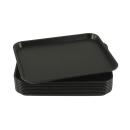 GN-Tablett 1/2 GN 10 Stück schwarz