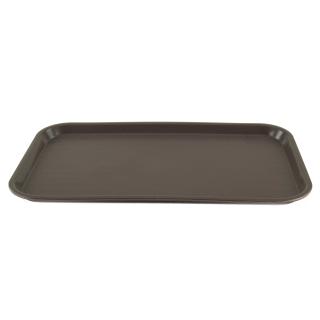 GN-Tablett 1/1 GN 1 Stück braun