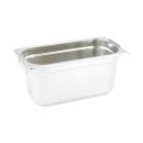 GN Behälter Gastronorm 1/3 150 mm mit Fallgriffe aus...