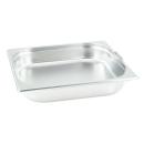 GN Behälter Gastronorm 2/3 65 mm mit Fallgriffe aus...
