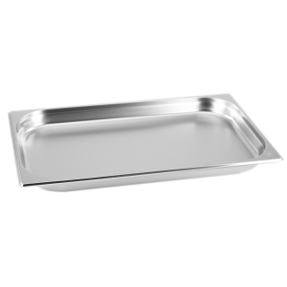 GN Behälter Gastronorm 1/1 40 mm aus Edelstahl GVK ECO