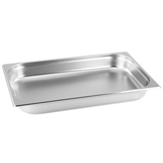 GN Behälter Gastronorm 1/1 65 mm aus Edelstahl GVK ECO