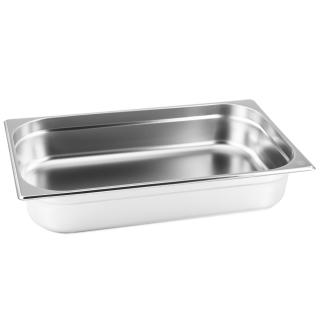 GN Behälter Gastronorm 1/1 100 mm aus Edelstahl GVK ECO