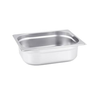 GN Behälter Gastronorm 1/2 100 mm aus Edelstahl GVK ECO