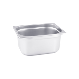 GN Behälter Gastronorm 1/2 150 mm aus Edelstahl GVK ECO