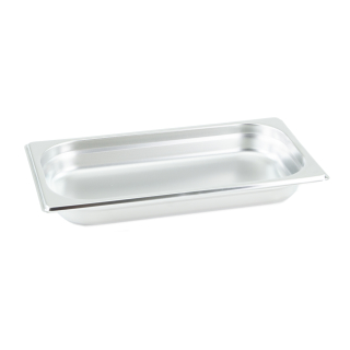 GN Behälter Gastronorm 1/3 40 mm aus Edelstahl GVK ECO