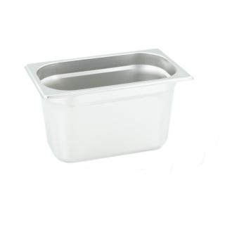 GN Behälter Gastronorm 1/4 150 mm aus Edelstahl GVK ECO