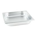 GN Behälter Gastronorm 2/3 65 mm aus Edelstahl GVK ECO
