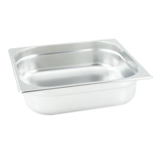GN Behälter Gastronorm 2/3 100 mm aus Edelstahl GVK ECO