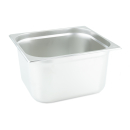 GN Behälter Gastronorm 2/3 200 mm aus Edelstahl GVK ECO