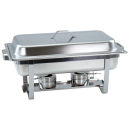 1 Stück Chafing Dish 4331 incl. GN-Behälter 1/1 65mm