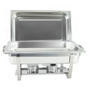 3 Stück Chafing Dish 4331 incl. GN-Behälter 1/1 65mm