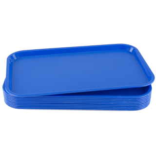 GN 1/1 10 Stück blau